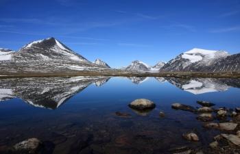 Sarek Nationaal Park. Foto Sander van der Werf