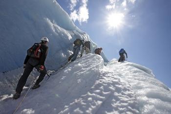 Folgefonna glacier - Pal Hermansen