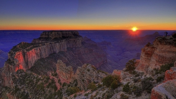 Grand Canyon foto SteveD