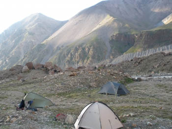 Kaukasus. foto H. Post