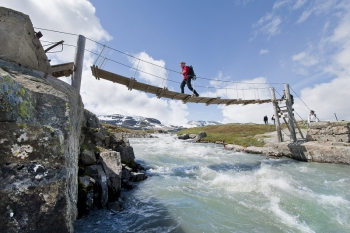 Nationaal Park Hardangervidda, Thomas Linkel