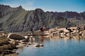 VALLE D'AOSTA, Trekking in quota (foto S.Venturini)