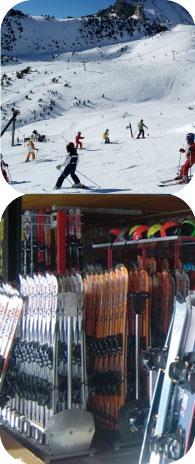 Wintersport in Valter2000