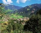 zes etappes van de Salzburger Almenweg. foto Gastein