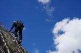Klimmen als voorbereiding op de Mont Blanc expeditie