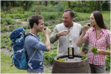 Gurktaler proeven in de Oostenrijkse Alpen