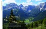 Bergen Magazine, Sextener Dolomieten