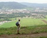 Wandelen in de Jura. Foto Anneke Visscher
