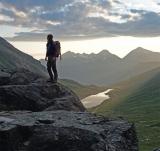 Klimmen in Romsdalen. Foto Martin Fickweiler