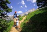 Bergwijzer- hiking in de Rosengarten
