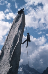 Katja en Henk op de top van Salbitschijen