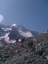 naar het Gletsjermeer van Arsine
