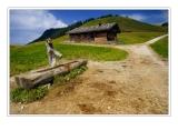 Lofer, Oostenrijk. R Alderliefste