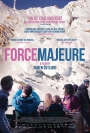 Filmposter Force Majeure / Turist