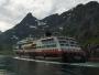 De Hurtigruten in Noorwegen, de mooiste zeereis van de wereld
