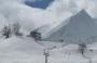 De eerste skilift op zonne-energie staat in Tenna, Zwitserland