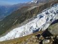 Patrick Nouhailler. Bossons Glacier Mont Blanc