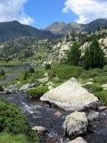 Désert du Carlit in de Catalaanse Pyreneeën