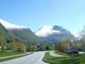 De berg Skala in Noorwegen. Foto LHOON