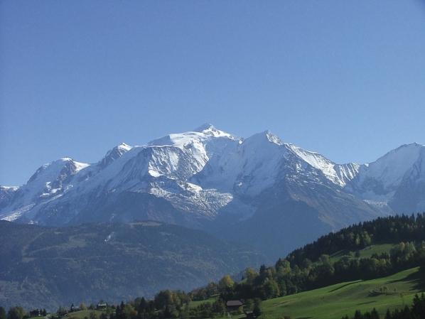 De Mont Blanc. Foto Mountain Network