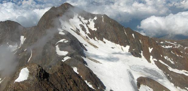 Texelgroep in Zuid-Tirol