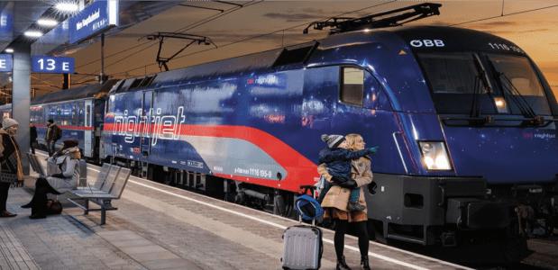 treinverbinding Brussel Wenen