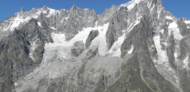Planpincieux-gletsjer