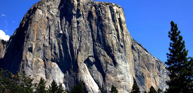 Yosemite El Capitan. Foto Mike Murphy