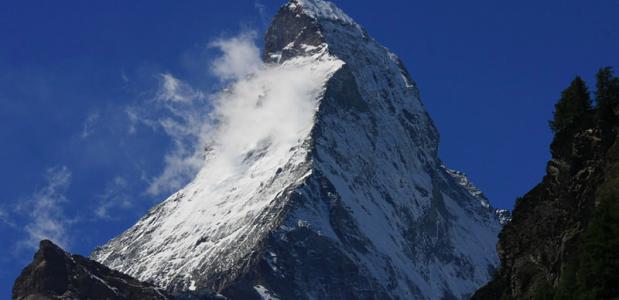 Matterhorn. Foto Fenneke Visscher