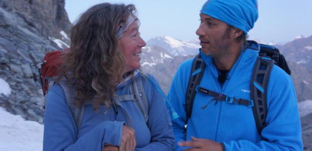 Ada de Jong en Sander de Kramer