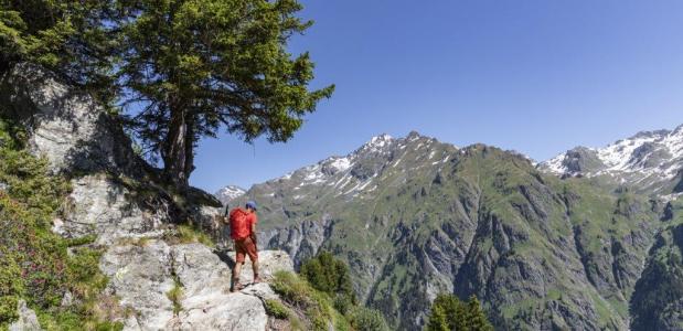 huttentocht Val de Bagnes