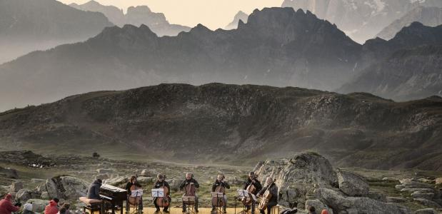 Sounds of the Dolomites, Foto Trentino Marketing Daniele Lira