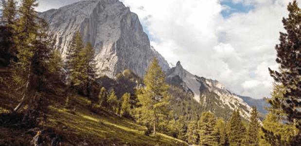 Bergwandelen rond Innsbruck