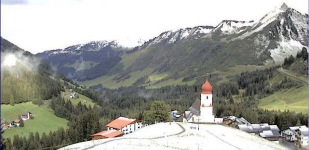 Webcam Bregenzerwald - Oostenrijk