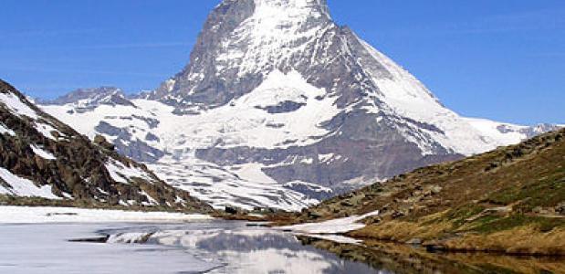 De Matterhorn. Foto: Dirk Beyer via Wikimedia Commons