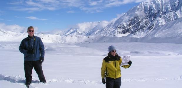 Muldrow Glacier Surge
