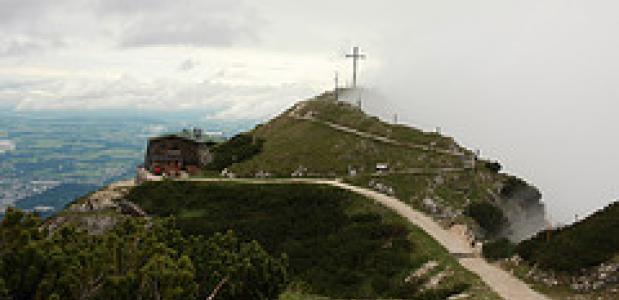Top van de Untersberg
