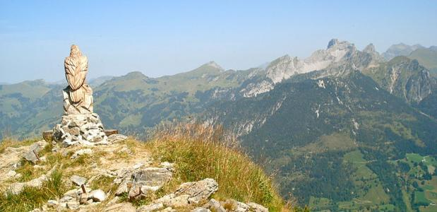 Rinderberg Zwitserland