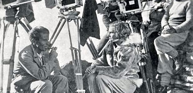 geschiedenis bergfilms