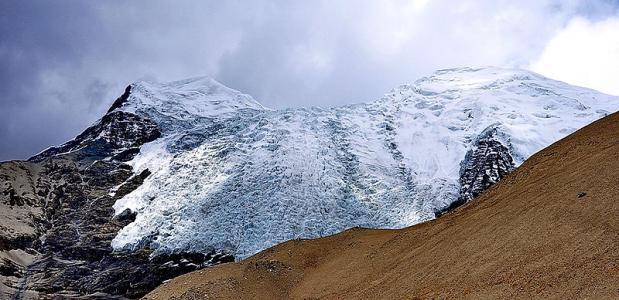 Foto: Michel Royon. Mt. Norin Kang - Tibet