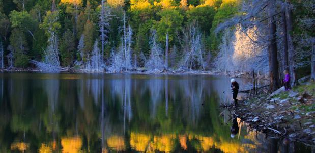Adirondacks door Jonathan Vandevoorde