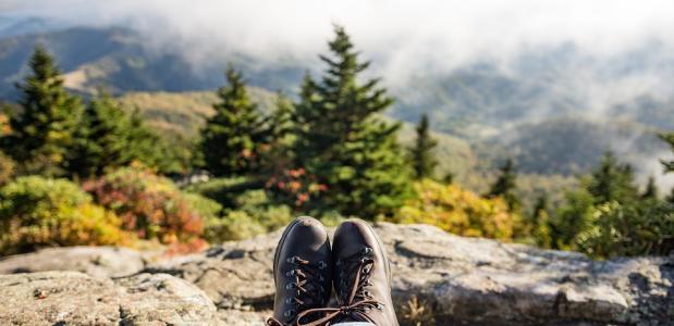 ontspannen bergvakantie