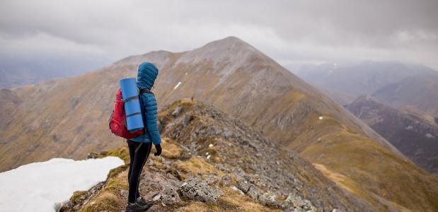 wandeltijd berekenen bergwandeling