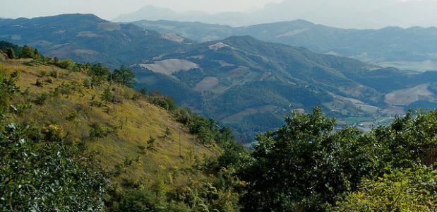 Apennijnen. Foto Roy.luck