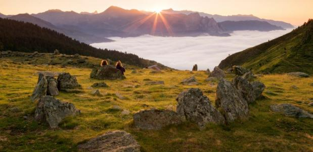 Pyreneeën Bergen magazine
