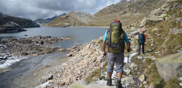 Catalaanse Pyreneeën Bergen magazine