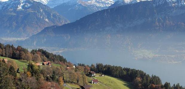 Eiger - Mönch - Jungfrau. Foto: Philippe Teuwen