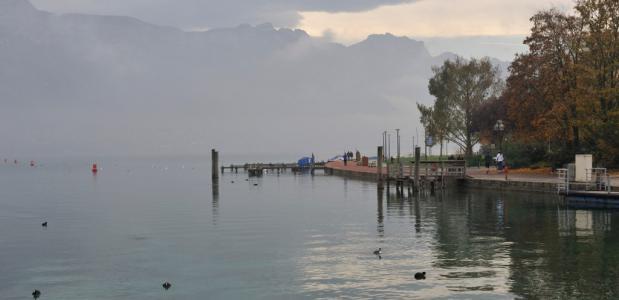 Aan het meer van Annecy ©philippe