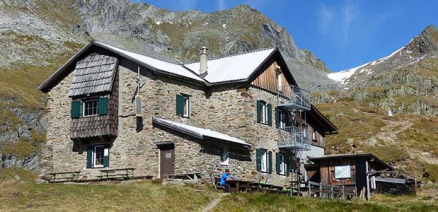 Birnlücken-Hütte, zweiländertrek