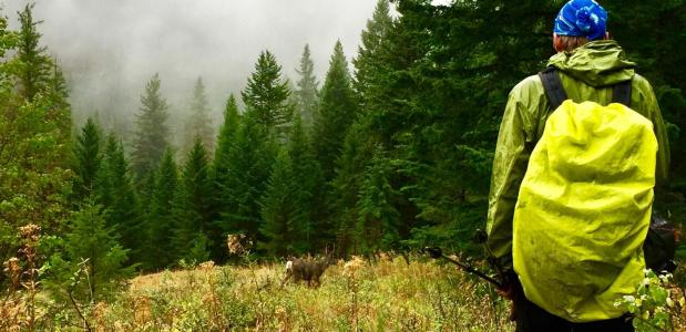 bergwandelen in Oregon